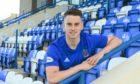 New Cove Rangers midfielder Robbie Leitch.