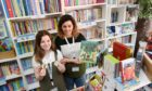 A new used children's bookshop 'Second Tree House on the Left' opened in Laurencekirk during the lockdowns. Owner Claire Taylor is focused on making books affordable for struggling families and getting older children more engaged in reading.