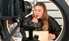 Georgie Lowen is a plus sized beauty and fashion blogger. She has launched her own insta page where she shows off her makeup skills. CR0028886 12/06/21 Picture by KATH FLANNERY