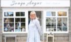 梦想成真:索尼娅·安格斯开了自己的精品店,把儿时的梦想变成了现实。