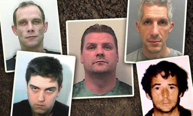 Some of the most infamous killers across the UK have been caught with the help of soil forensics.