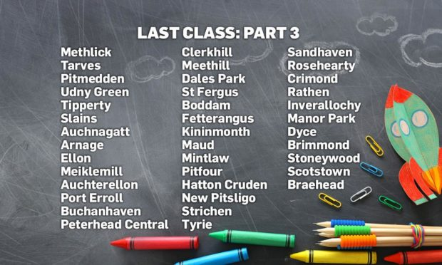 Last Class: Primary 7 photos from schools across the north-east (Part 3)