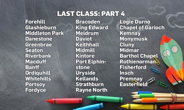 Last Class 2021: Primary 7 photos from schools across the north-east (Part 4)
