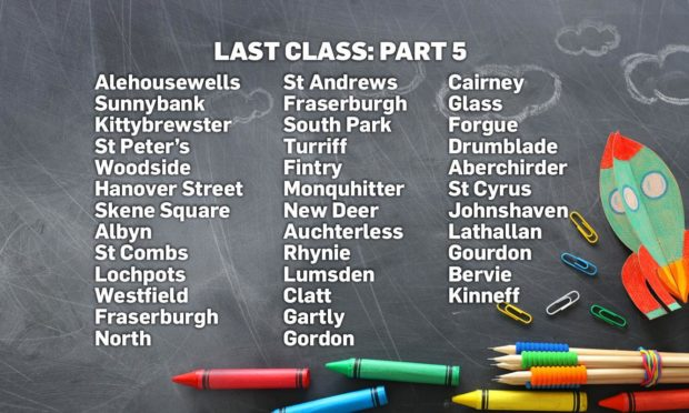 Last Class 2021: Primary 7 photos from schools across the north-east (Part 5)