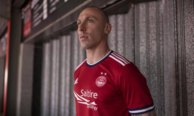 Scott Brown believes he can help deliver success at Aberdeen.