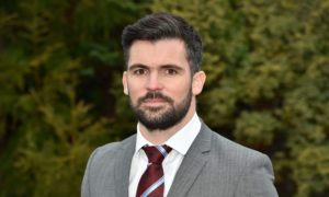 Turriff Manager Dean Donaldson