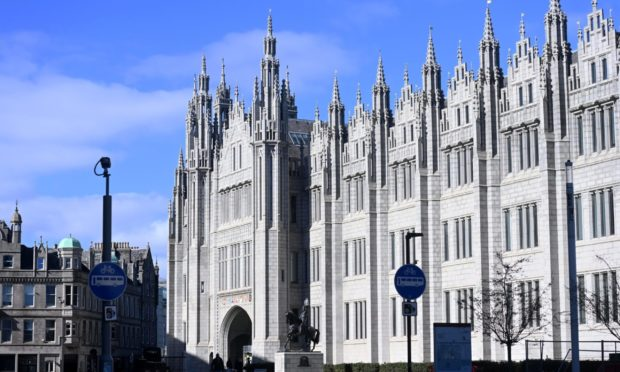 Marischal College, in Aberdeen has been earmarked as one of several venues to provide activities in the council's summer of play programme.