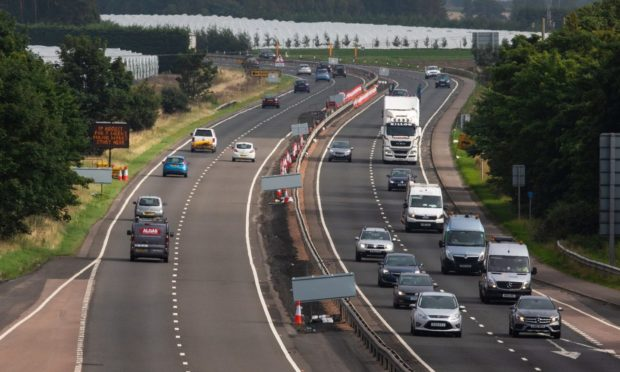 Road closures across north and north-east