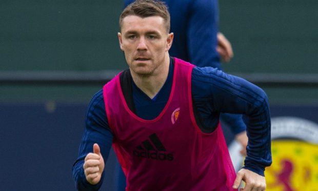Scotland midfielder John Fleck.