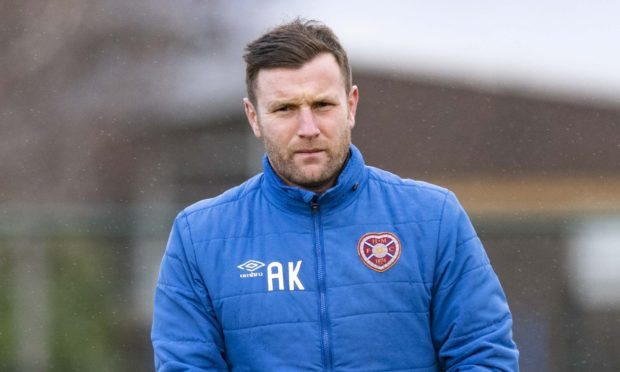 Former Hearts coach Andy Kirk has been appointed Brechin City manager