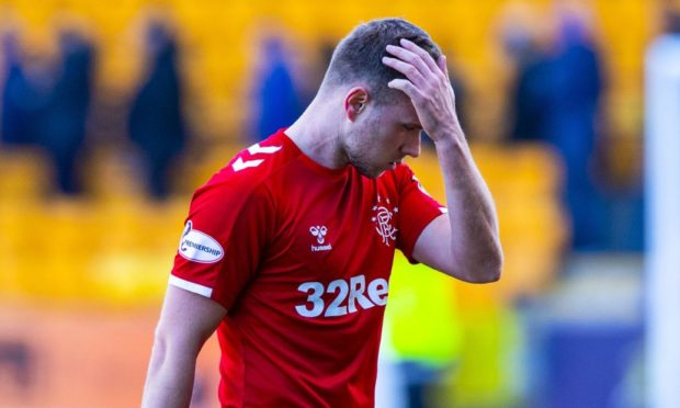 Greg Stewart has been released by Rangers after a disappointing two-season spell