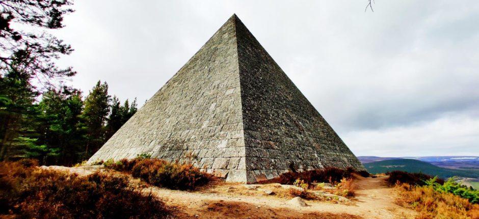 VA May - RediscoverABDN - David-Alan Fraser - The Scottish Pyramid