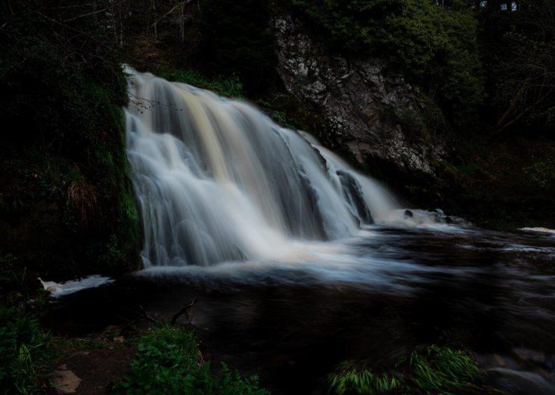 VA May - RediscoverABDN - Elliot Hepworth - Dess Waterfall