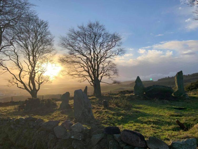 VA May - RediscoverABDN - Iain Riddoch - Tyrebagger dawn