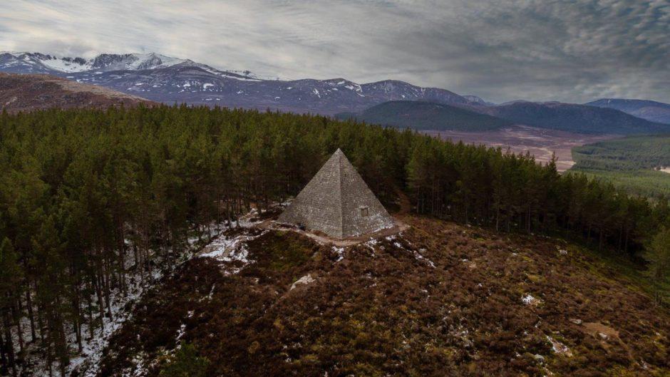 VA May - RediscoverABDN - James McLeod - The hidden Scottish Pyramid