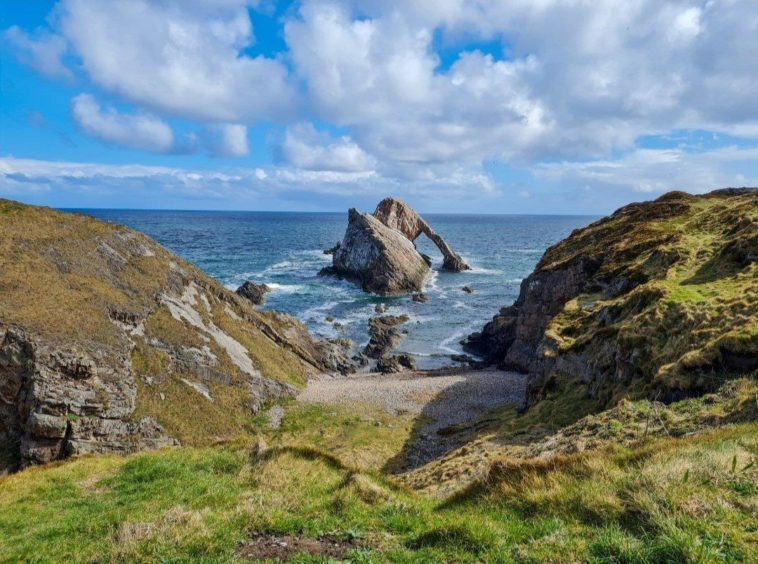 VA May - RediscoverABDN - Kate Park - Bow Fiddle Rock
