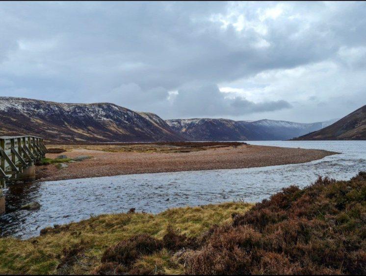 VA May - RediscoverABDN - Kate Park - Loch Muick