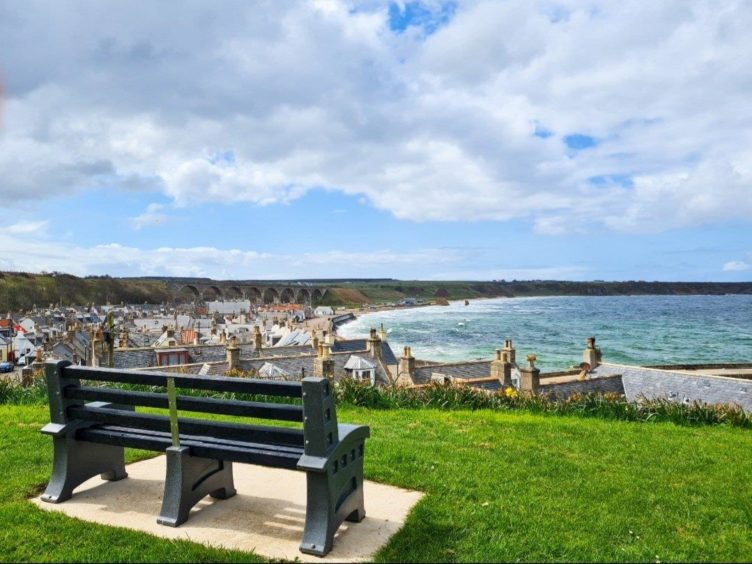 VA May - RediscoverABDN - Kate Park - Perfect view of Cullen Bay