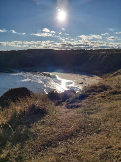 VA May - RediscoverABDN - Susan Clark - The wee hidden gem of Hackley Bay