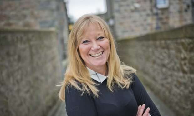 Zoe Ogilvie has been appointed as Aberdeen's first female director