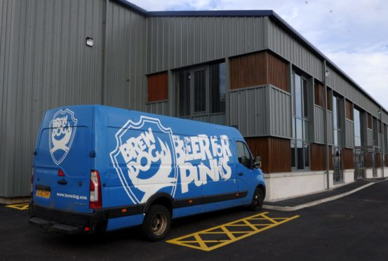 Brewdog markets itself as the 'beer for punks' but today it has emerged nearly a quarter of its shares are in tax haven firms