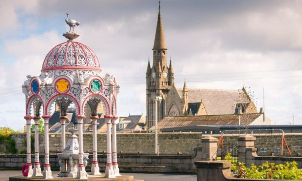 VisitAberdeenshire has launched a campaign to promote visits to towns and villages