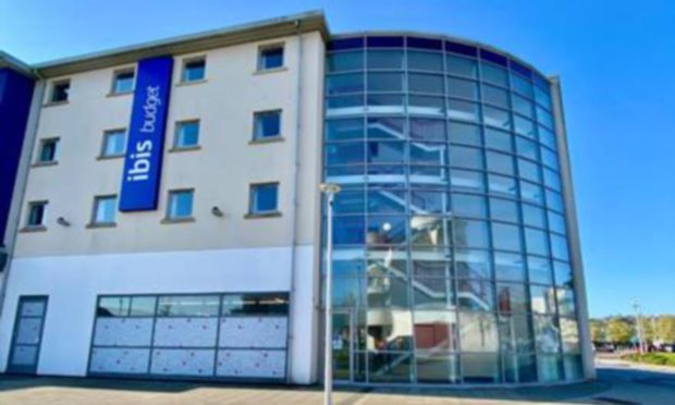 AGO Hotels is behind the new ibis budget in Peterhead.