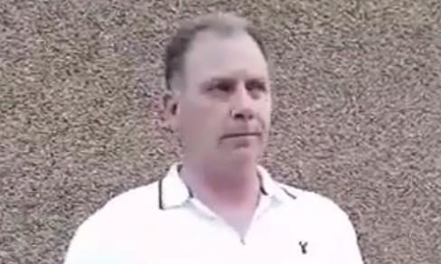 Kevin Johnston speaks to the paedophile hunters