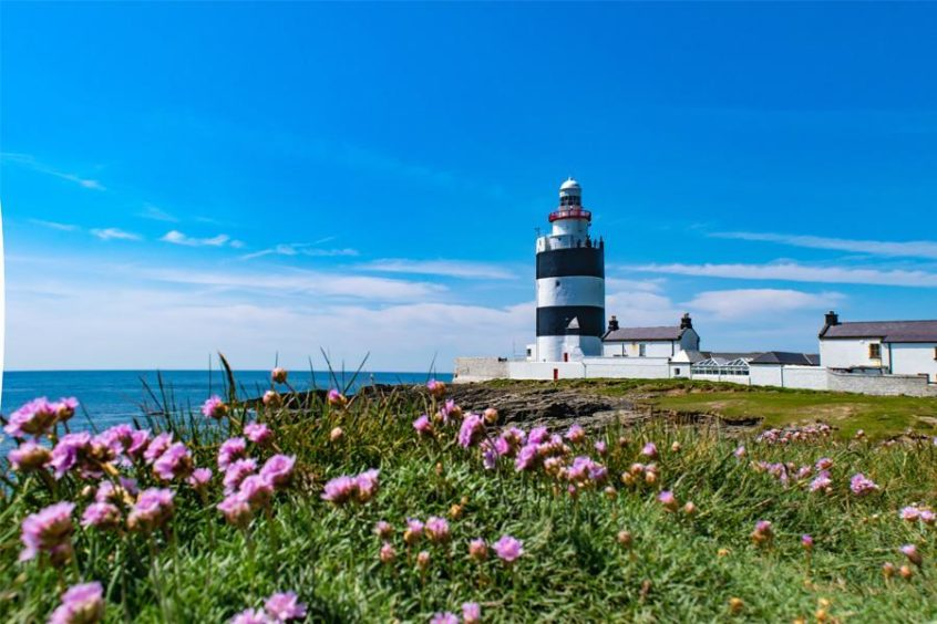 Hook Lighthouse in County Wexford.