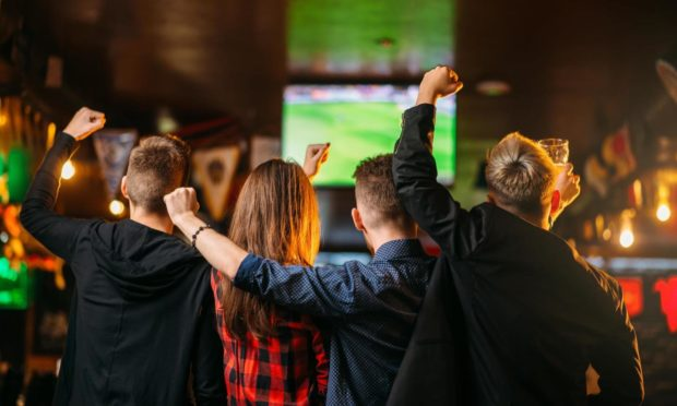 Pub celebrations are off limits during Euro 2020 games