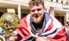 Tom Stoltman, from Invergordon, has won the World's Strongest Man title - becoming the first Scot to do so