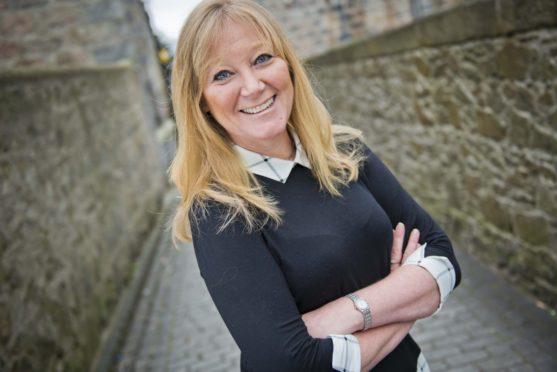 New Aberdeen director Zoe Ogilvie