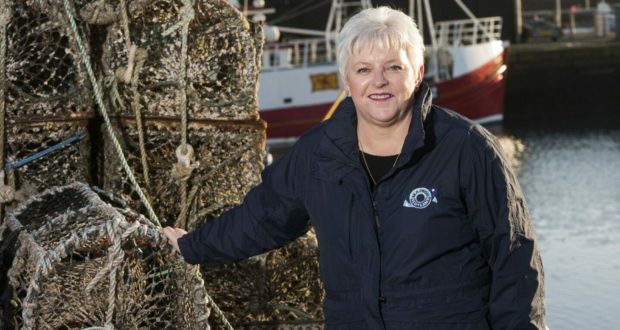 Donna Fordyce, chief executive of Seafood Scotland.