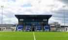 Cove will host Stenhousemuir or Dundee United B at Balmoral Stadium