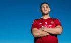 Aberdeen's United States international Christian Ramirez is set for Euro action.