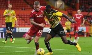 Jonny Hayes insists Aberdeen are ready for the early onslaught from BK Hacken