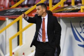 Aberdeen boss Stephen Glass insists focus is firmly on BK Hacken
