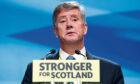 SNP's deputy leader Keith Brown