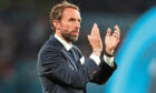 England manager Gareth Southgate following the UEFA Euro 2020 Final at Wembley Stadium, London. Picture date: Sunday July 11, 2021.