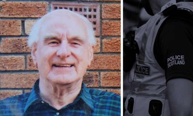 Andrew Goldie who had been missing since yesterday, has been traced safe and well.