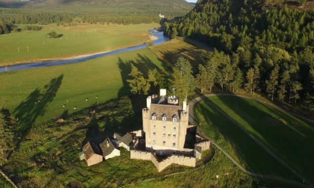 Braemar Castle to host outdoor village featuring local producers this weekend