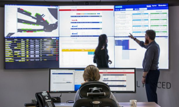 EnergyTech includes business leaders behind technologies such as Peterson's control tower, which improves operational planning and long-term visibility to drive efficiencies within the industry