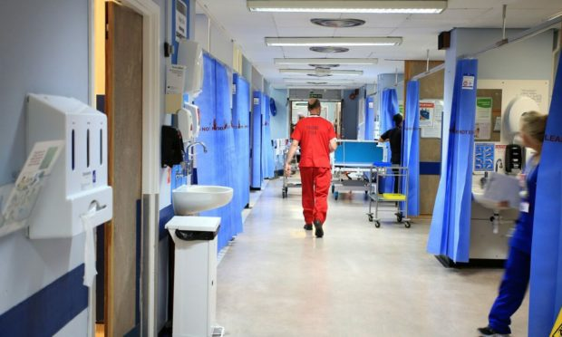 Over 500 people currently in hospital with coronavirus in Scotland