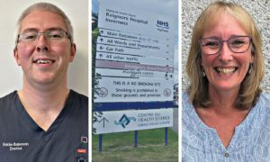 Highland dentists and pharmacists have spoken of the Covid-related challenges over the past year.