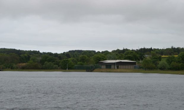 Inchgarth Reservoir