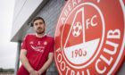 Aberdeen defender Declan Gallagher has been given the No.5 shirt - previously worn by legend Alex McLeish.