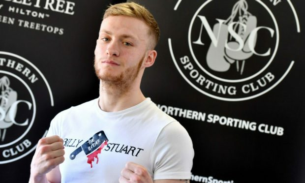 Undefeated Billy Stuart is set to fight for the IBF Youth title