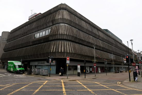 John Lewis confirmed its Aberdeen branch will not be reopening.