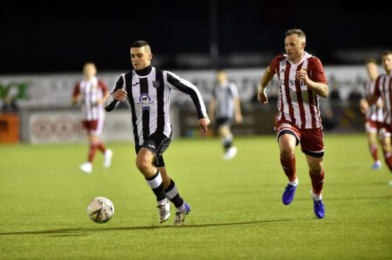 Fraserburgh and Formartine will meet in tonight's Evening Express Aberdeenshire Cup final.