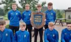 Portlethen Golf Club's junior team who won the north-east junior pennant league title.